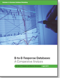 B-to-B Response Databases