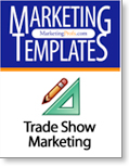 templates for sucessful trade show marketing