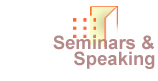 Seminars & Speaking